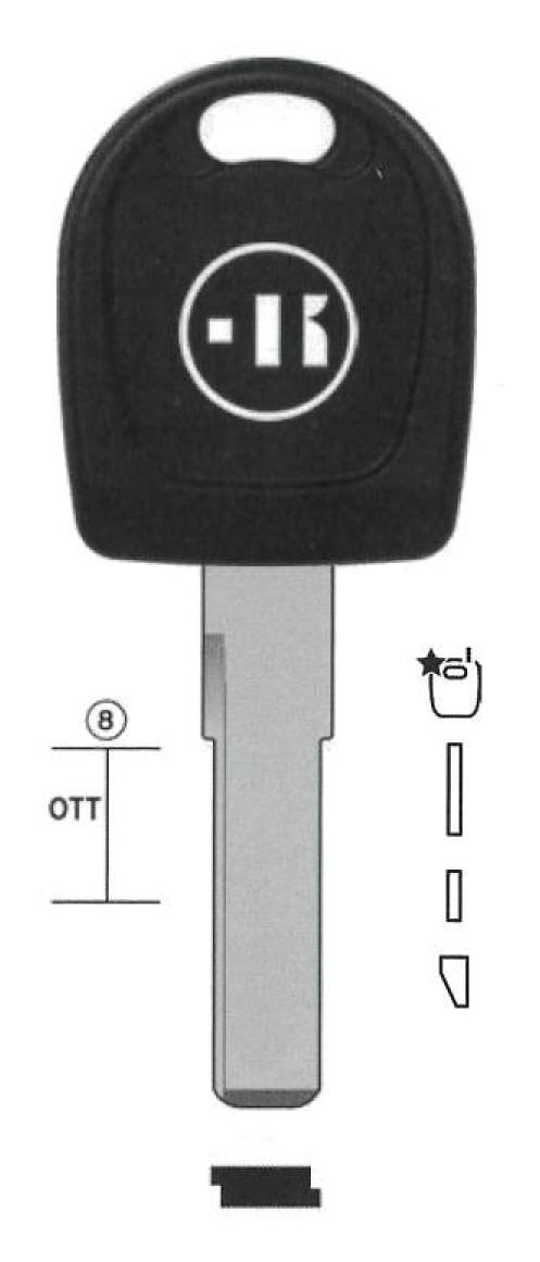 PODキー V66TK