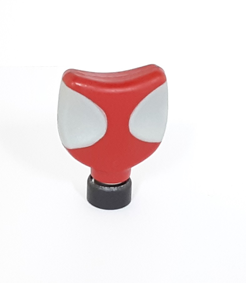 Grey/Red Clamp Handle